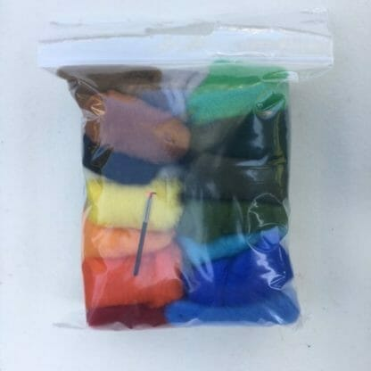Needle Felting Starter Kit in Package