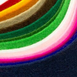 1.2 mm Wool Felt Sheets
