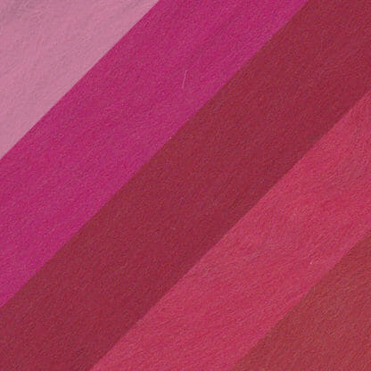 Close-up of Merino fibres.